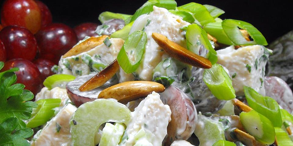beckys chicken salad recipe
