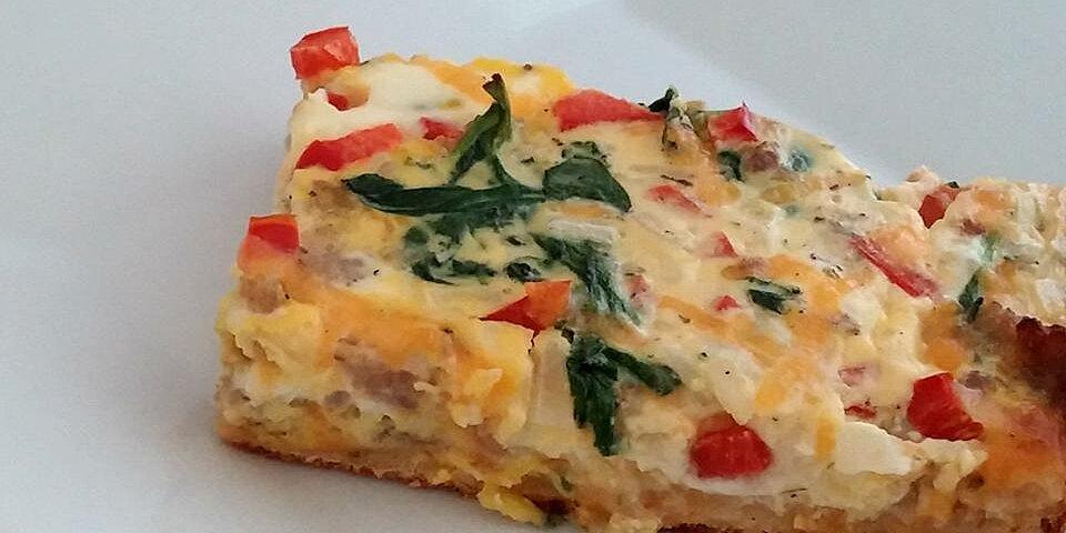 breakfast for dinner casserole recipe