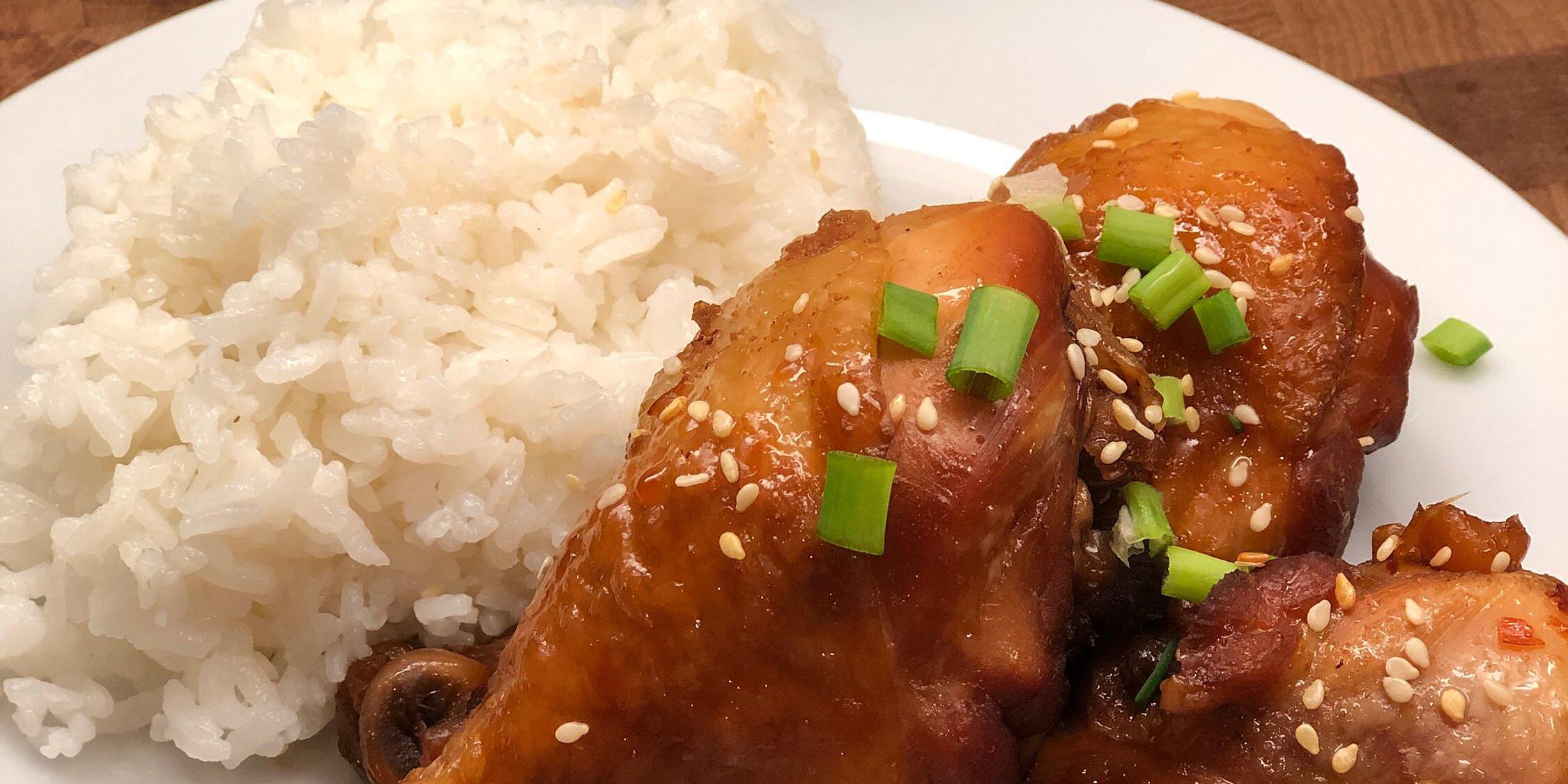 instant pot hawaii style shoyu chicken drumsticks recipe