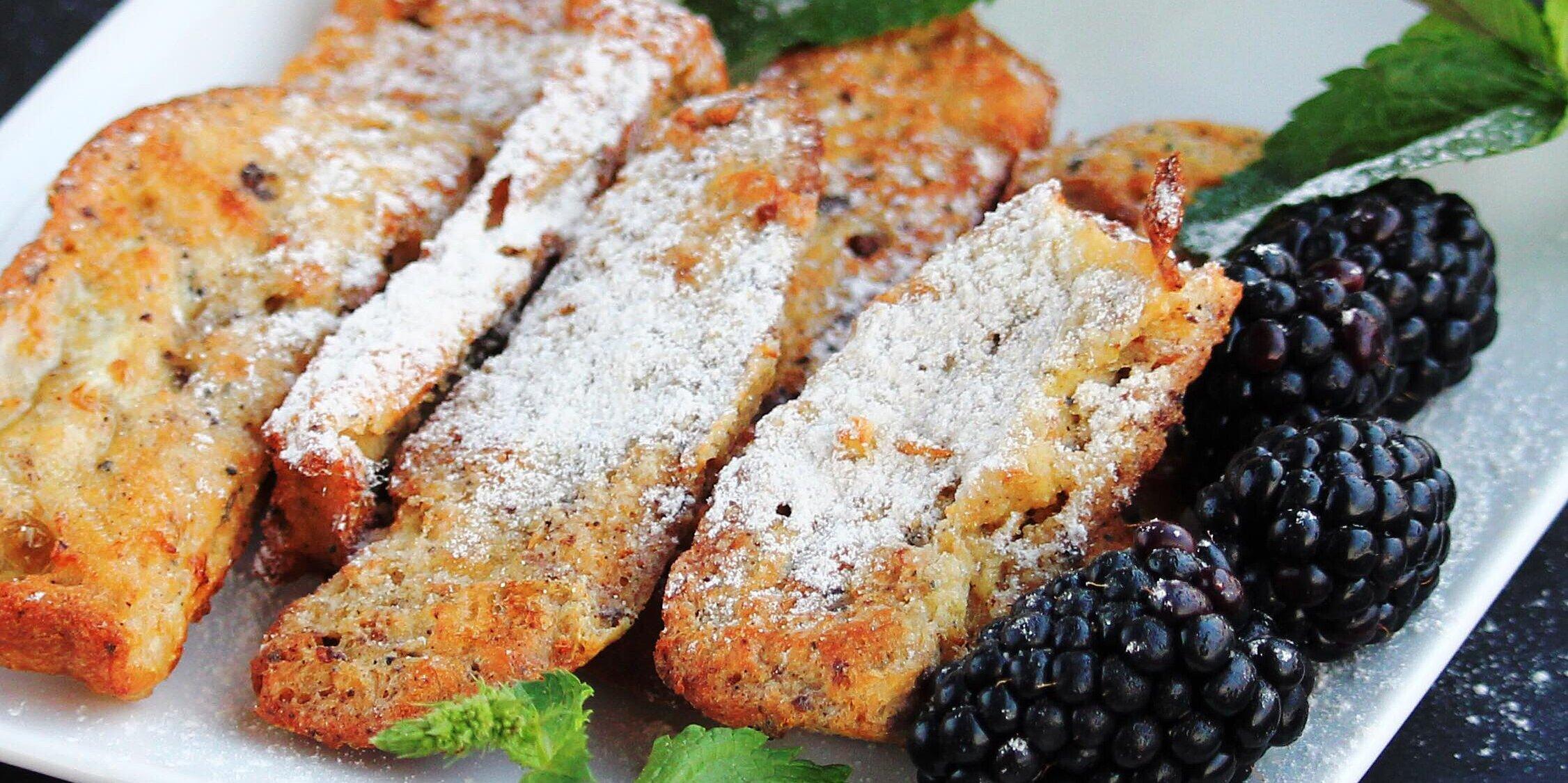 air fryer french toast sticks recipe