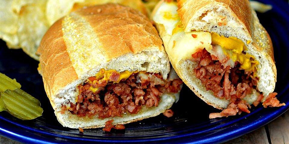 hot pa spam mi sandwich