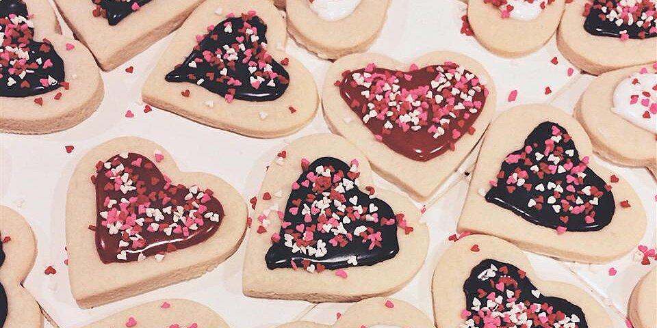 popes valentine cookies recipe