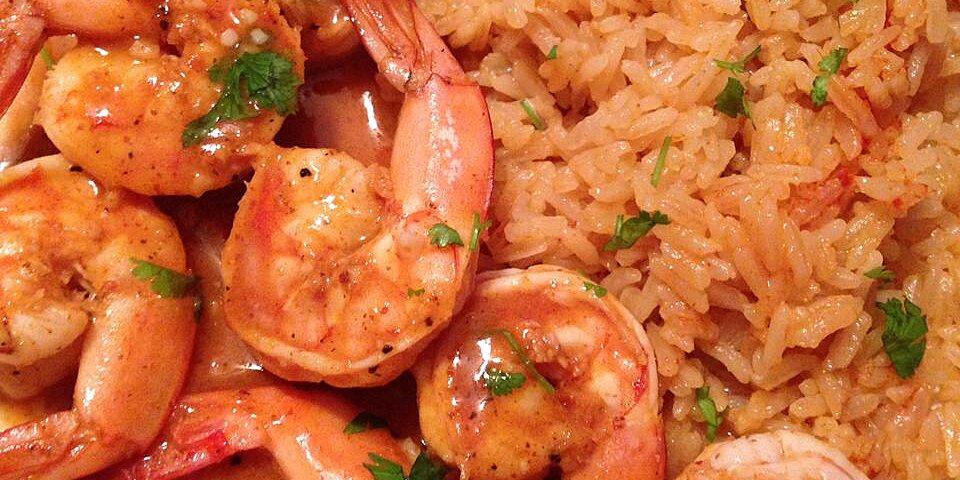 thai spiced barbecue shrimp recipe