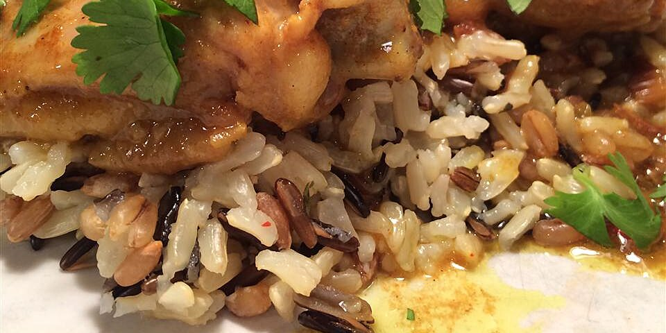 vietnamese lemon grass chicken curry recipe