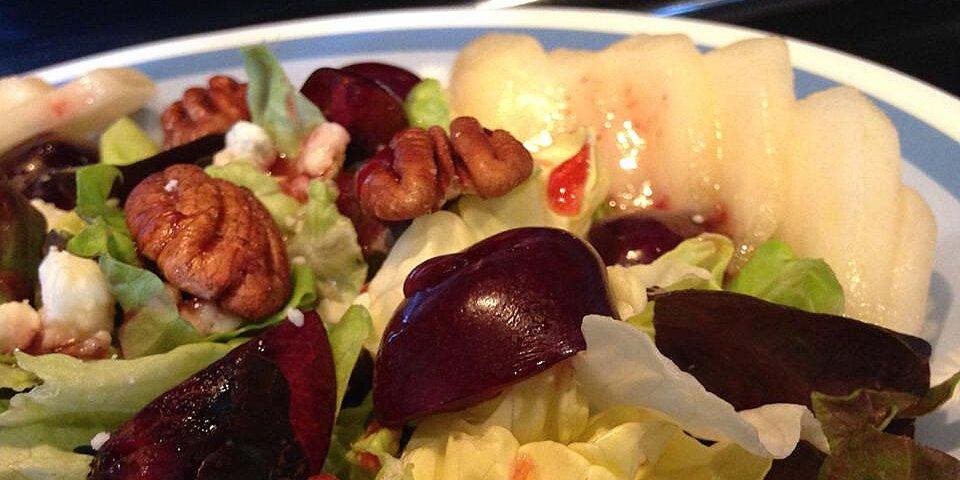 orchard harvest salad recipe
