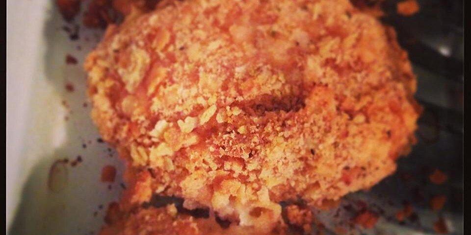 easy crispy baked chicken recipe