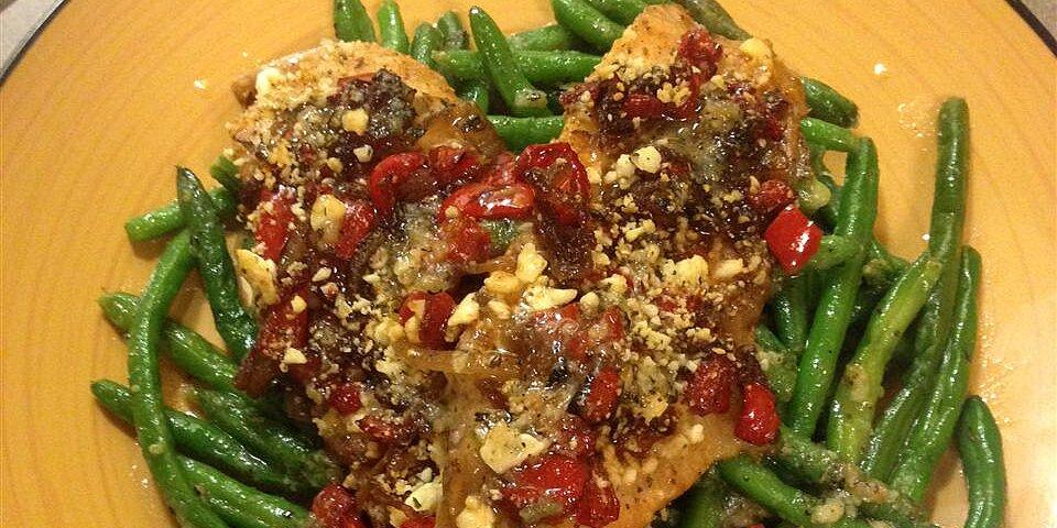 balsamic baked tilapia recipe