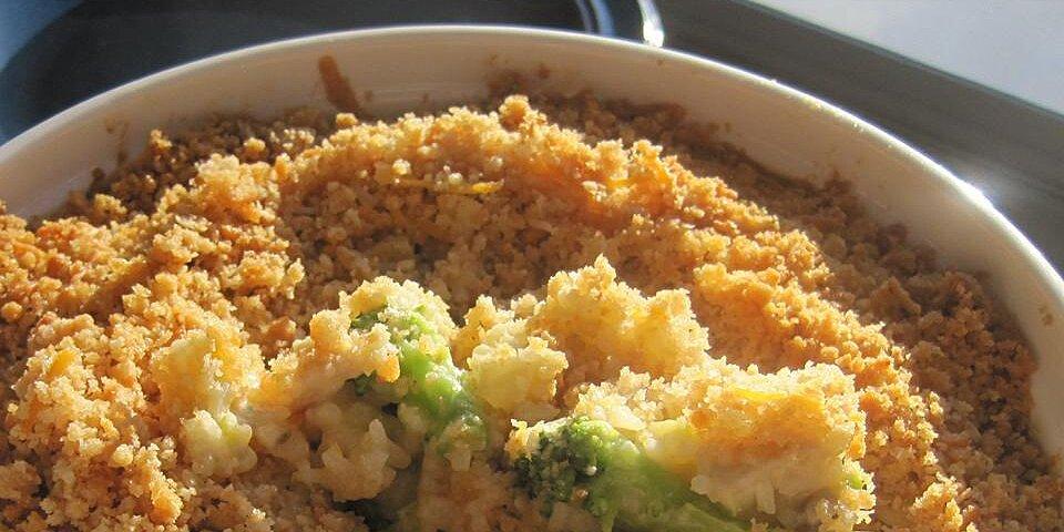 broccoli casserole ii recipe