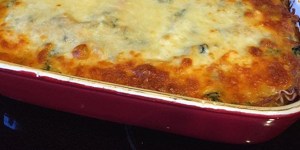 debbies vegetable lasagna recipe