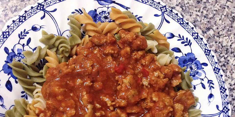 southern style meat sauce recipe