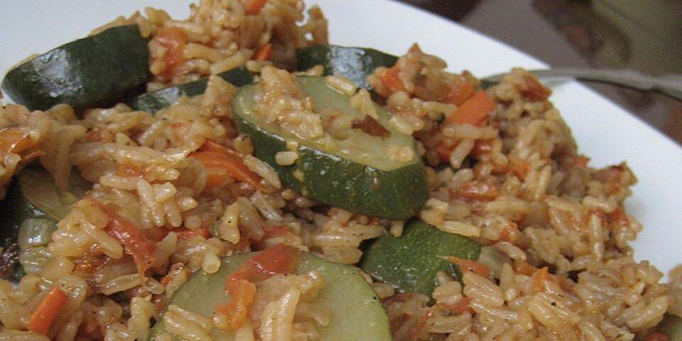 zucchini tomato saute recipe