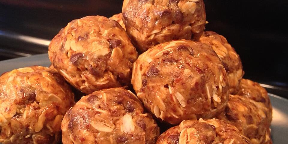 no bake energy bites recipe