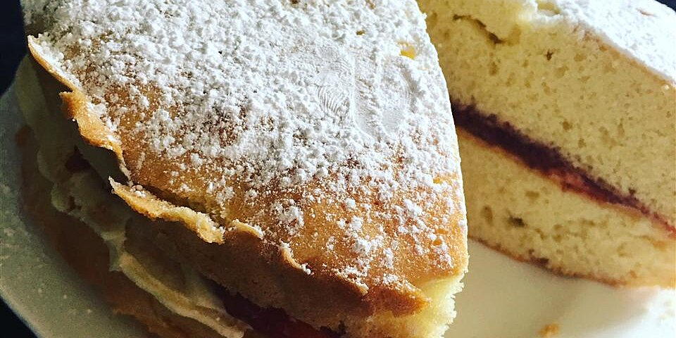 classic victoria sponge cake recipe