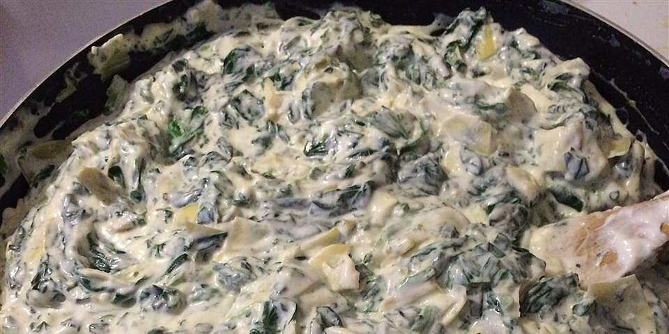 artichoke spinach dip recipe