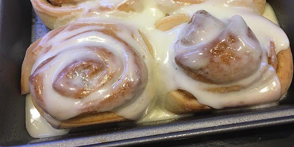 soft moist and gooey cinnamon buns recipe
