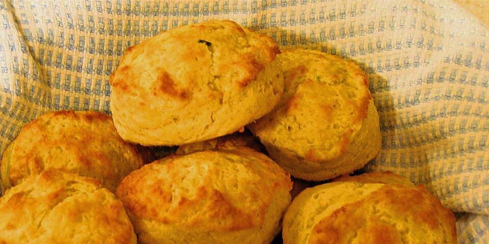 tender potato biscuits recipe