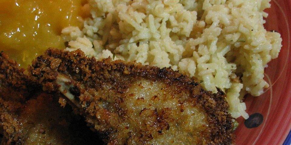 baked lamb chops recipe