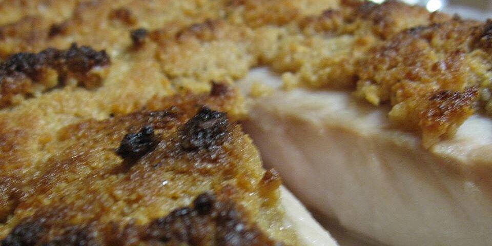 macadamia nut crusted tilapia recipe