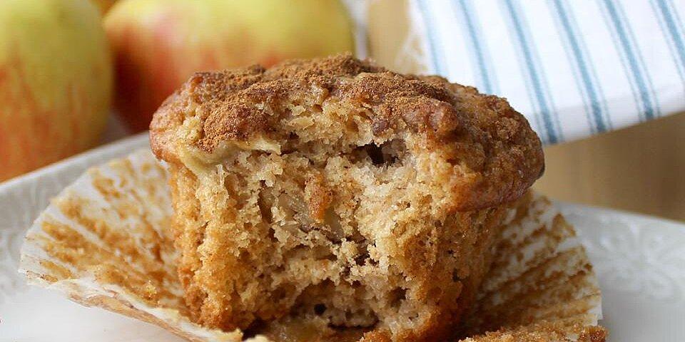 apple pie muffins recipe