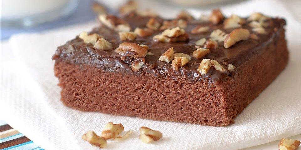 g g s chocolate sheet cake recipe