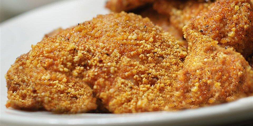 gluten free shake and bake almond chicken recipe
