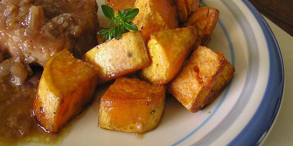 cajun style baked sweet potato recipe