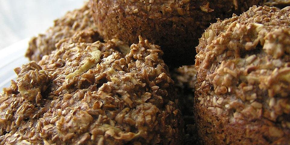 deep dark old recipe bran muffins recipe