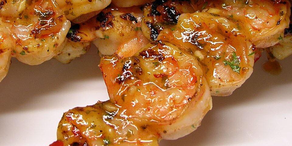 amazing spicy grilled shrimp recipe