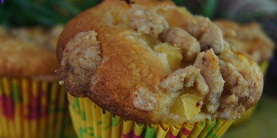 delicious pineapple muffins recipe