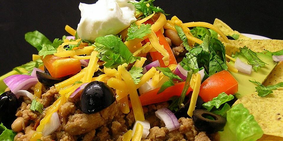 danas taco salad recipe