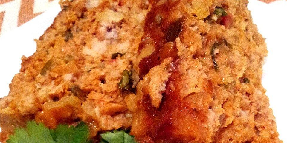 salsa chicken meatloaf recipe