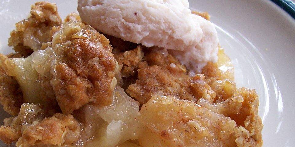 apple crisp ii recipe