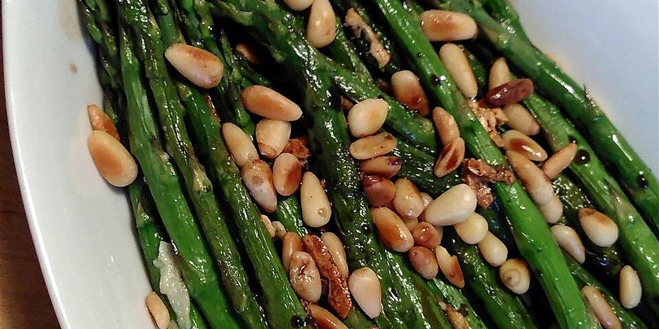 roasted asparagus with balsamic vinegar recipe