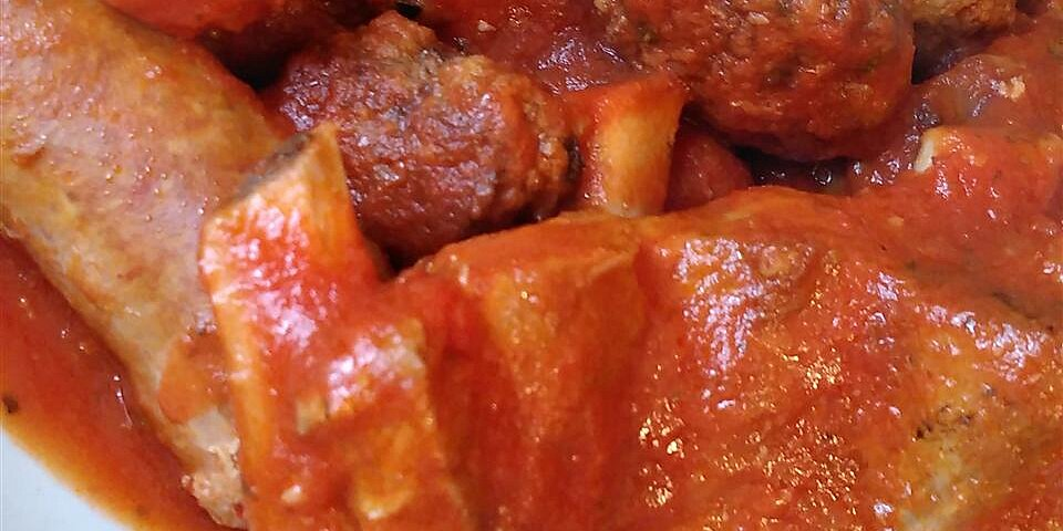 vincenzas pasta sauce recipe