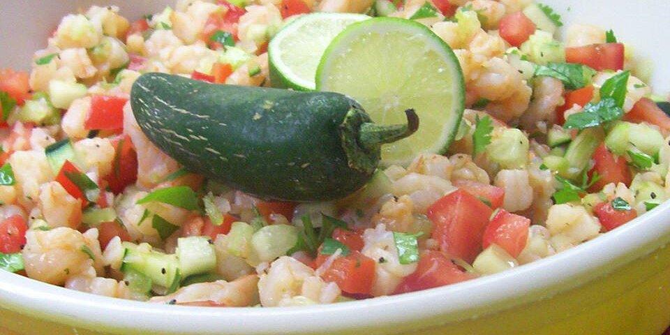 avocado shrimp ceviche estillo sarita recipe