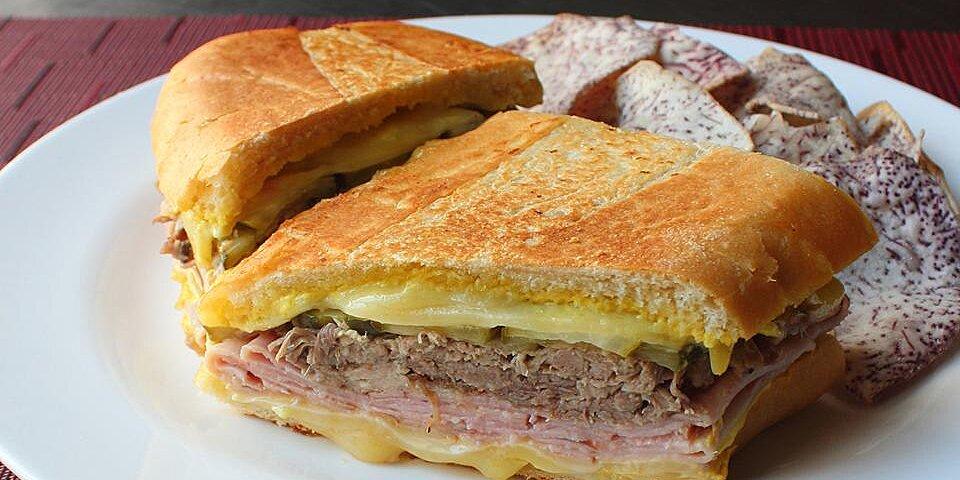 chef johns cuban sandwich
