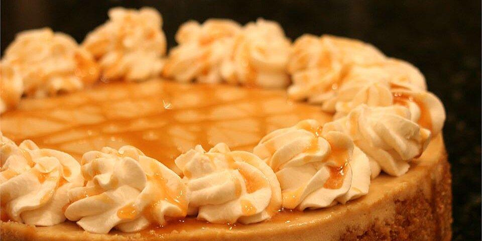caramel macchiato cheesecake recipe