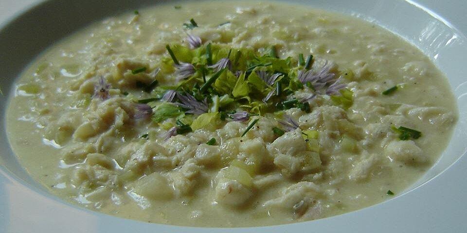 creamy she crab soup recipe