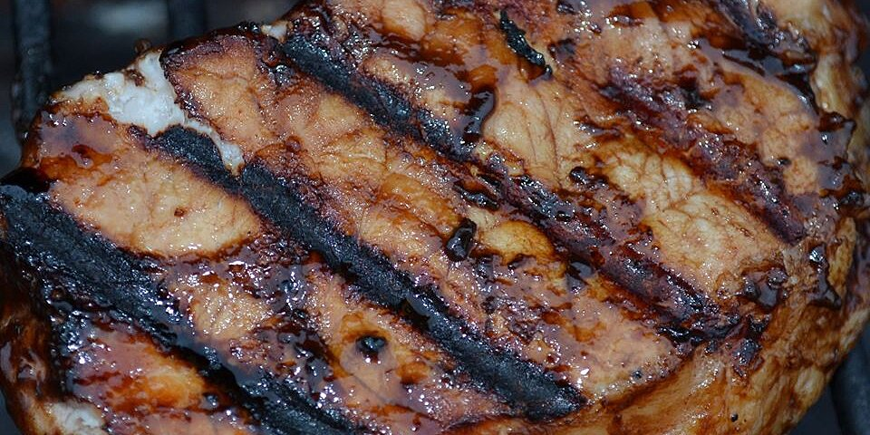 italian bbq pork chops recipe
