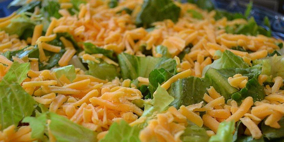 layered taco dip recipe
