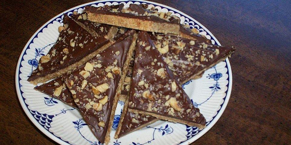 maple toffee bars recipe