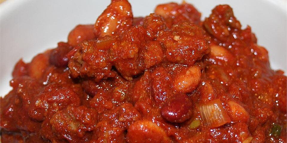 award winning chili recipe