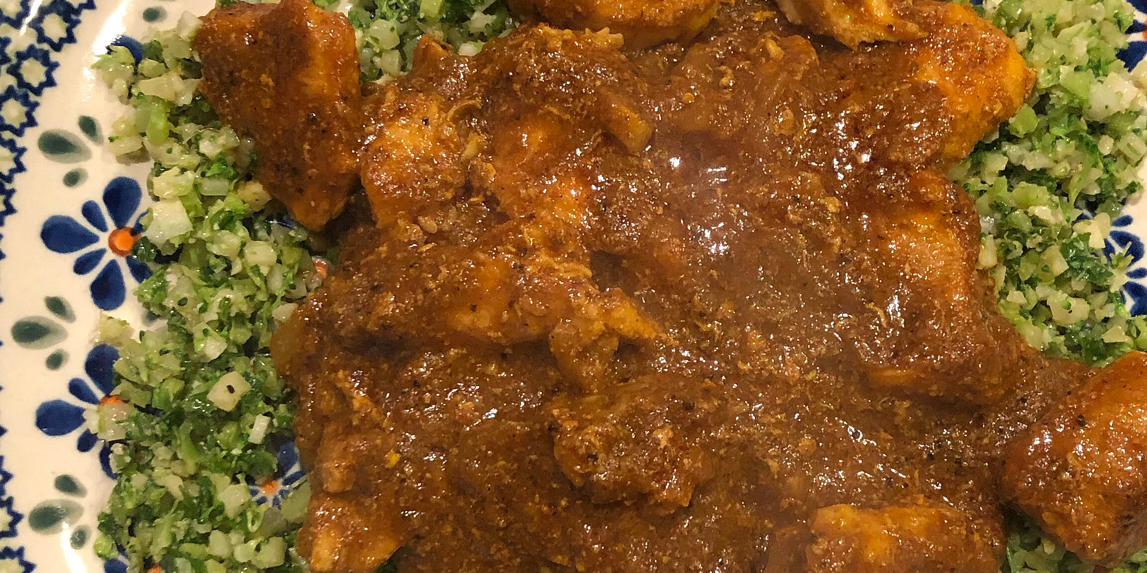 instant pot indian chicken curry recipe