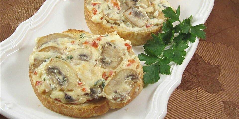 truffle bruschetta recipe