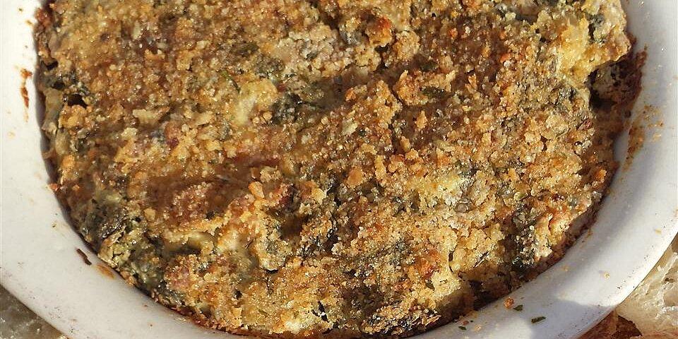 spinach and artichoke casserole recipe
