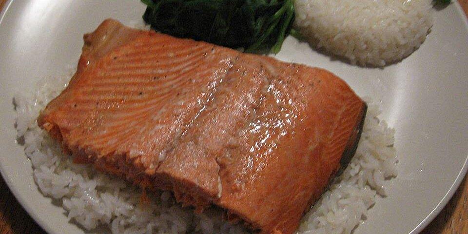 marinated salmon smoothly recipe