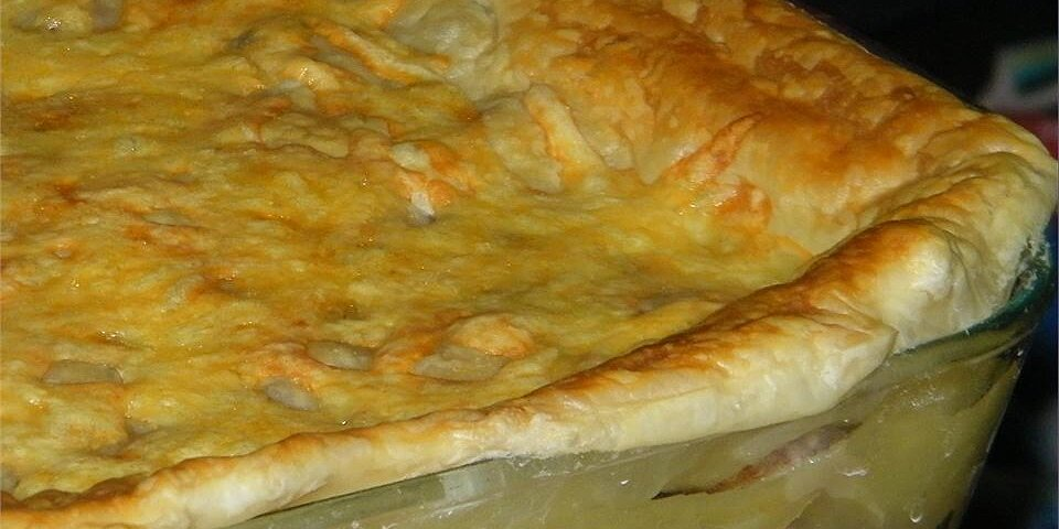 meat pie southern version recipe