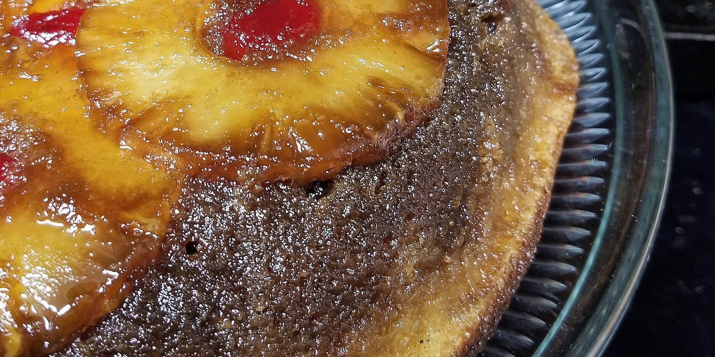 grandmas skillet pineapple upside down cake recipe