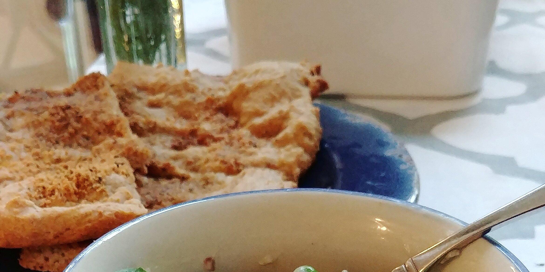 chicken pot pie on the run recipe