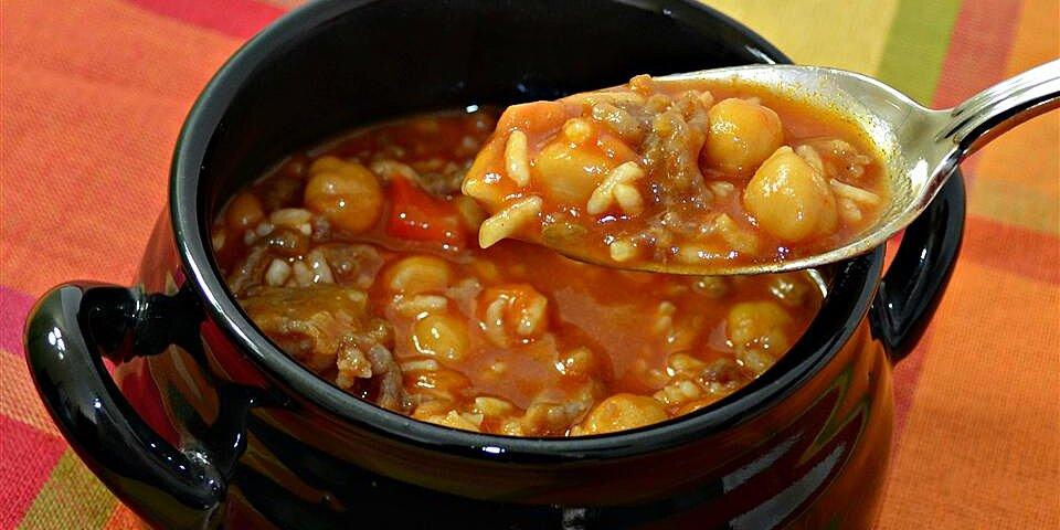 hearty sausage soup recipe
